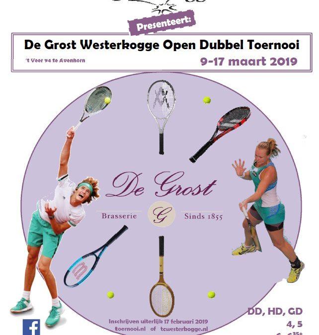 De Grost Opendubbel 2019